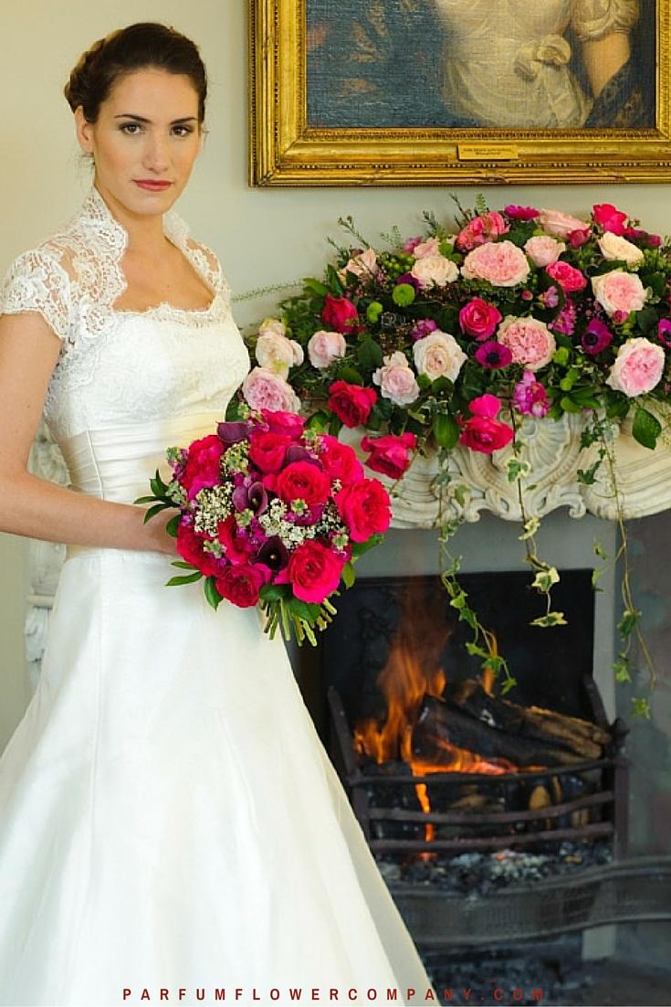 David Austin Wedding rose Kate 012