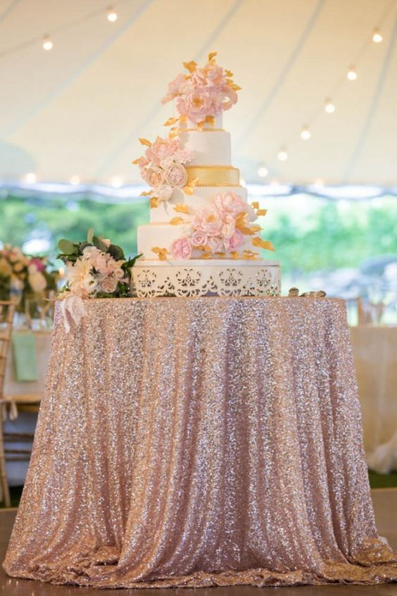 35 Inspiring Ideas For A Blush Wedding Parfum Flower Company
