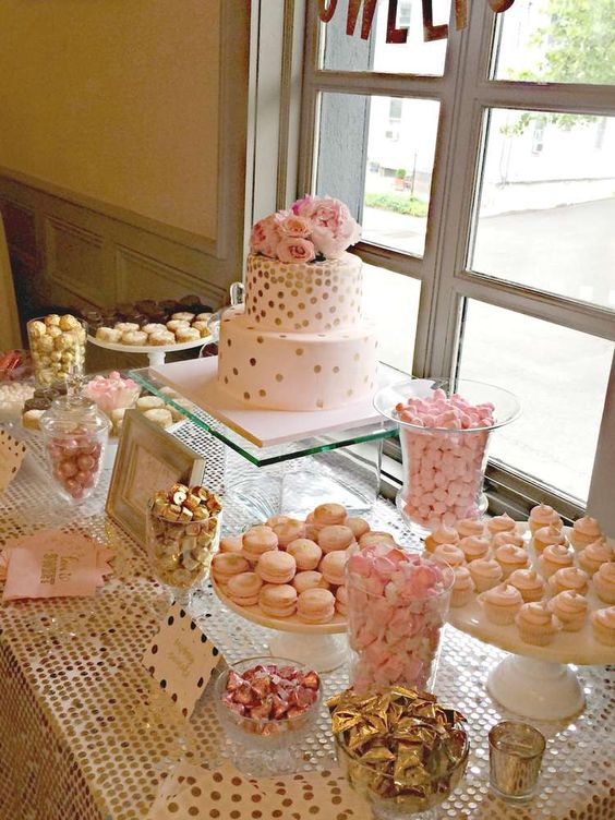 35 Inspiring Ideas For A Blush Wedding Parfum Flower Company