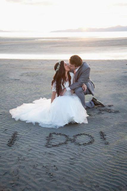 21 Wonderful Ideas For A Beach Wedding
