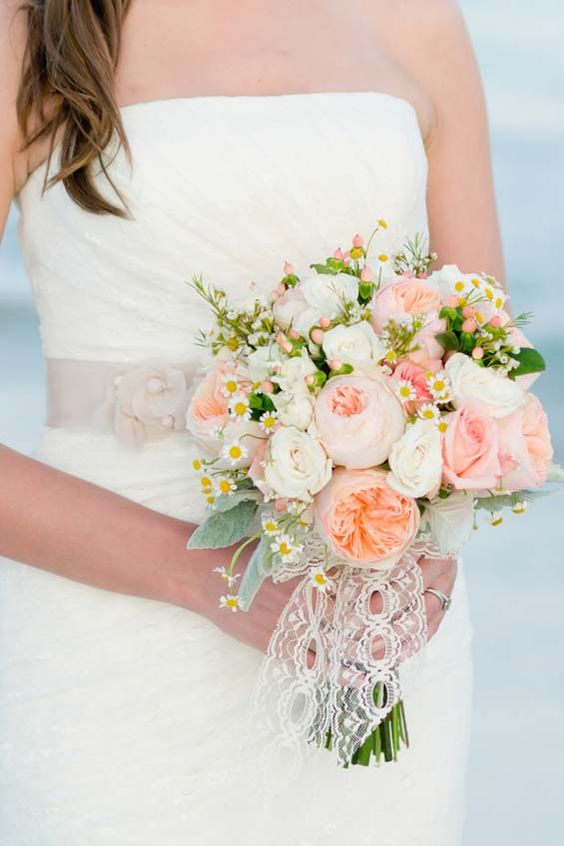 beach wedding bouquet ideas 21 wonderful ideas for a wedding parfum flower company 1562