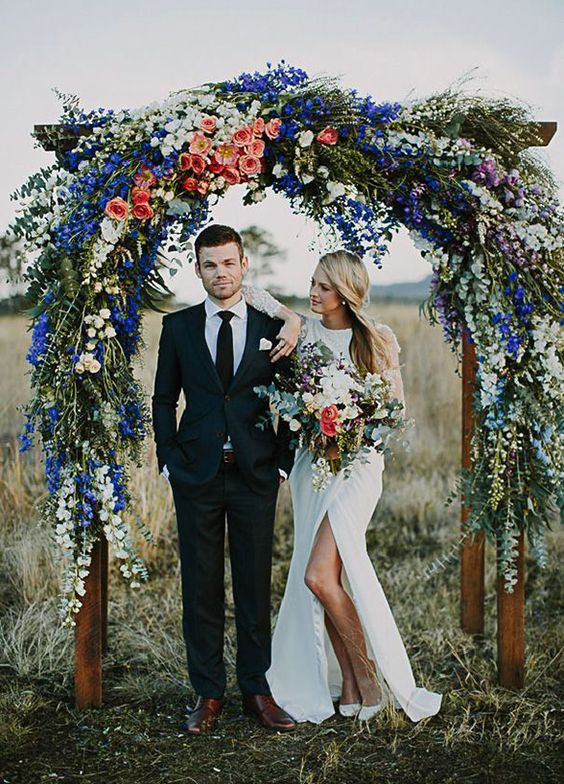 20 ideas for the perfect bohemian wedding parfum flower company bohemian wedding ideas junglespirit Image collections