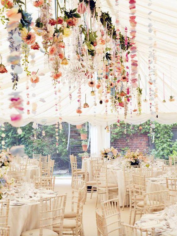 Wedding venue for a bohemian wedding