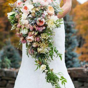 Nose Wedding Bouquets