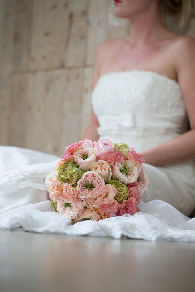 Stunning Charity roses in this lovely Spring bouquet.