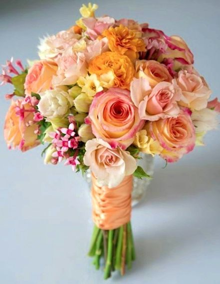 Wedding bouquet. Via Pretty Bride Now