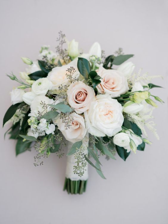 Wedding bouquet. Via Couture Events