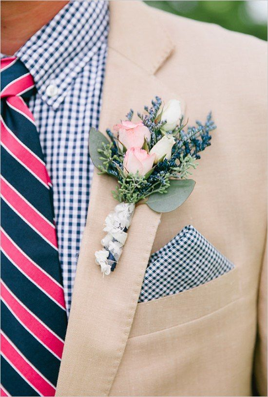 floral boutonnieres