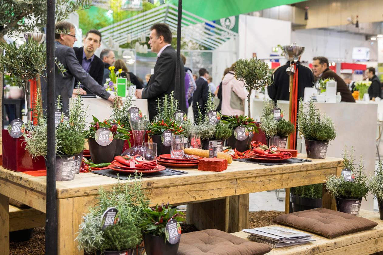 International Flower Trade Show Holland - Flowers Healthy